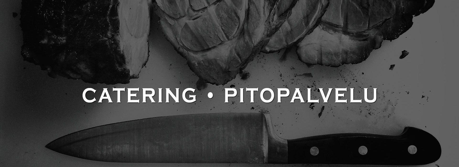 Kokki - Pitopalvelu - Catering, FinMacGyver Oy