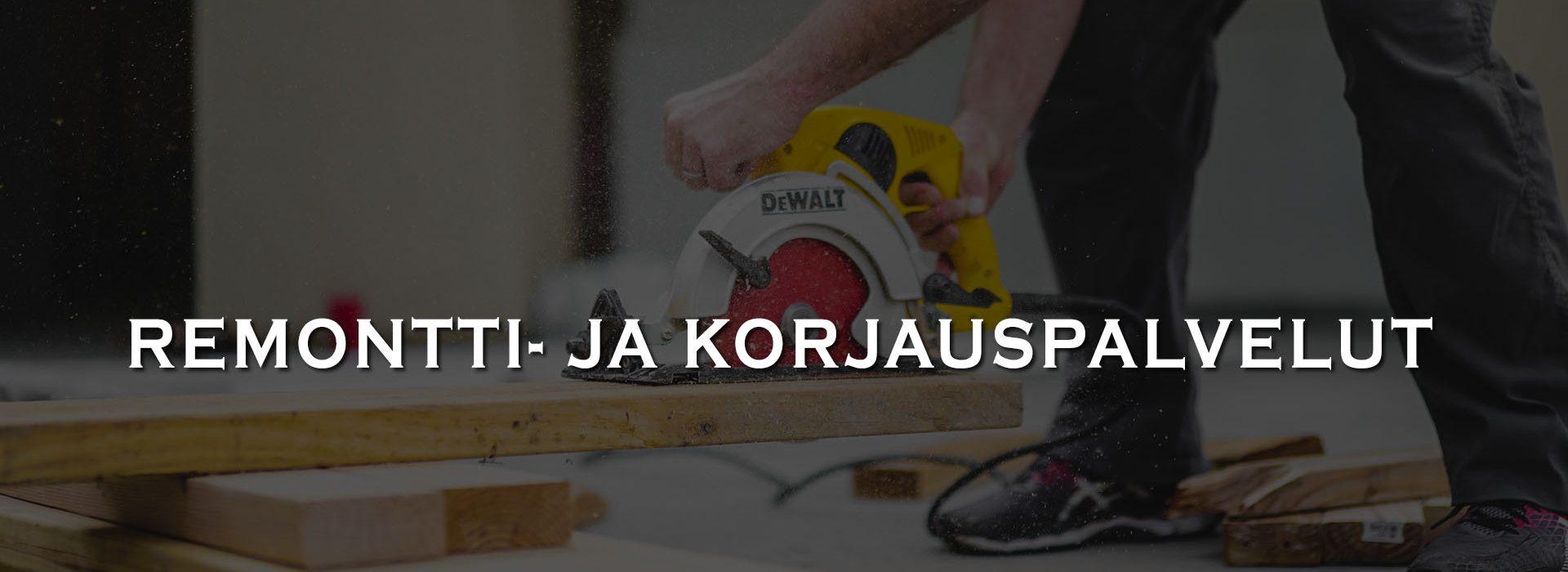 Remontti- ja korjauspalvelut Pohjois-Savossa - FinMacGyver Oy