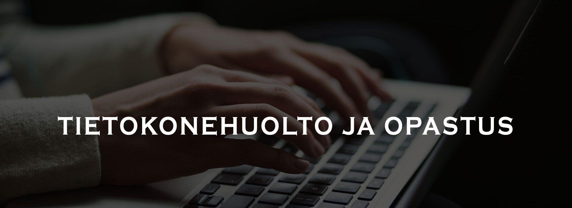 Tietokonehuolto ja opastus Pohjois-Savossa - FinMacGyver Oy