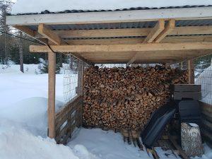 Kiinteistönhuoltopalvelut Pohjois-Savossa - puutalkoot kesämökillä, FinMacGyver Oy