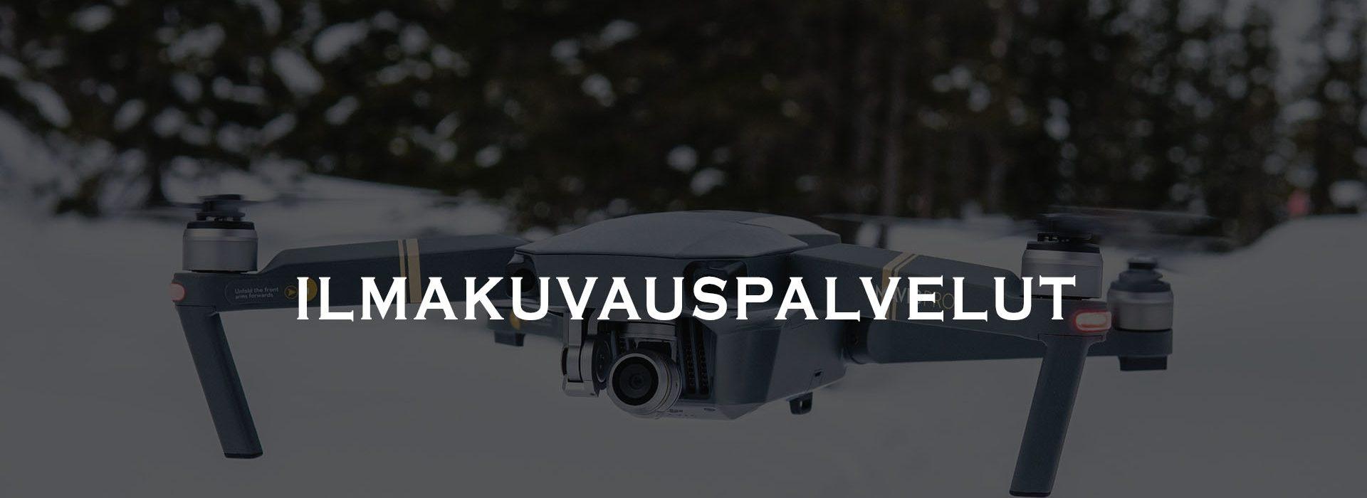 Ilmakuvauspalvelut Pohjois-Savossa - FinMacGyver Oy