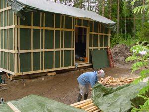 Remontti- ja korjauspalvelut Pohjois-Savossa - hevostalli, FinMacGyver Oy