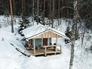Remontti- ja korjauspalvelut Pohjois-Savossa - Rantasauna, FinMacGyver Oy
